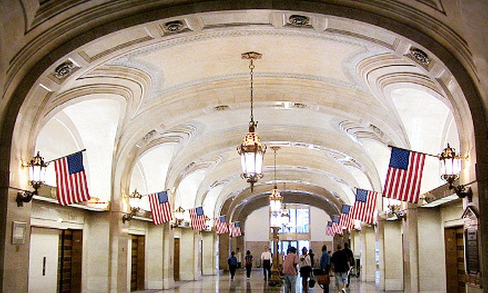 Chicago's Finest River Walk Tour - Chicago: Chicago Pedway Walking Tour for Two from Chicago's Finest River Walk Tour (Up to $60 value)