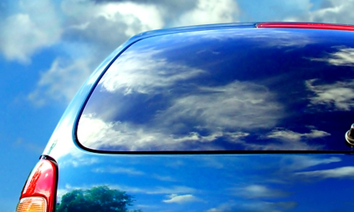 Xtreme Tint - East Whittier City: Window Tinting for a Four-Door Sedan or Coupe, SUV, or Truck at Xtreme Tint (Up to 53% Off)
