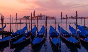 Soggiorno romantico a Venezia