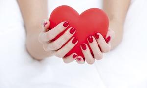 O'Cils Du Temps: Soin de beauté des mains ou des pieds et pose de vernis à 19 € chez O'Cils Du Temps