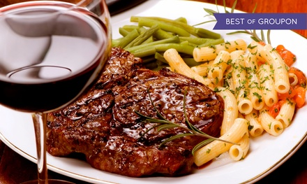 American Bistro Cuisine and Wine at The Wines of Colorado (Up to 44% Off. Two Options Available.