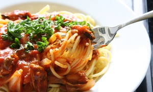 My Way Ristorante: Italian Food at My Way Ristorante (Up to 38% Off). Two Options Available.