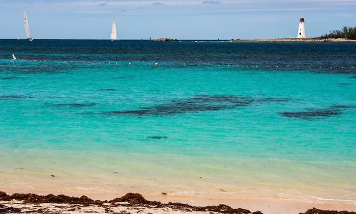 3 Or 4 Day Bahamas Cruise For Two From Norwegian Cruise