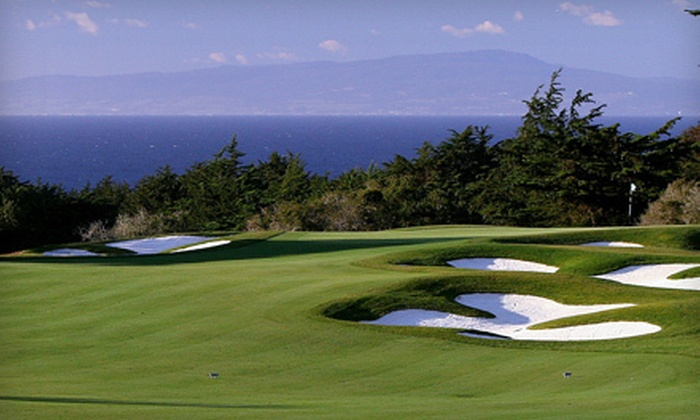 Bayonet & Black Horse Golf Course - Seaside: Weekday or Weekend Golf Outing with Cart and Range Balls at Bayonet & Black Horse Golf Course (Up to 52% Off)