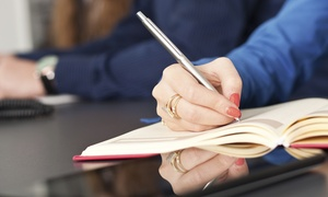 SKA Academy of Art and Design: $25 for a 60-Minute Creative-Writing Class at SKA Academy of Art and Design ($50 Value)