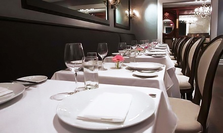 Three-Course Seasonal Modern American Prix Fixe Dinner for Two or Four with Wine at The Fig Tree