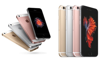 Apple iPhone 5/5S/5C/SE/6/6+/6S/6S+ reconditionné garanti 1 an, livraison offerte