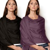 Women's Azuri Pashmina Shawls (3-Pack)