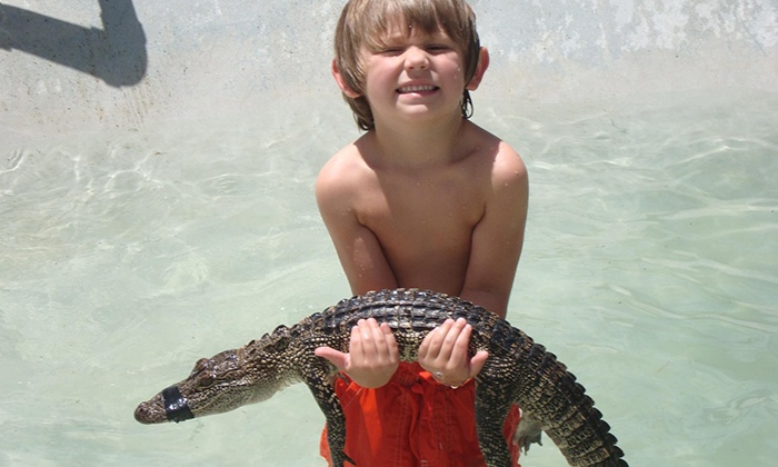 Gator Country - Beaumont: $19 for Visit for Two to Gator Country ($30 Value)