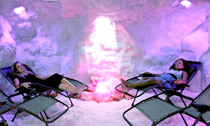 Salt Sanctuary - Union: One or Five Salt-Cave Sessions or Three Months of Unlimited Sessions at Salt Sanctuary (Up to 60% Off)