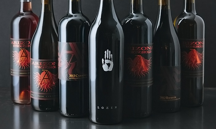 Arizona Stronghold - Cottonwood: Wine for Home Delivery or Pickup from Arizona Stronghold