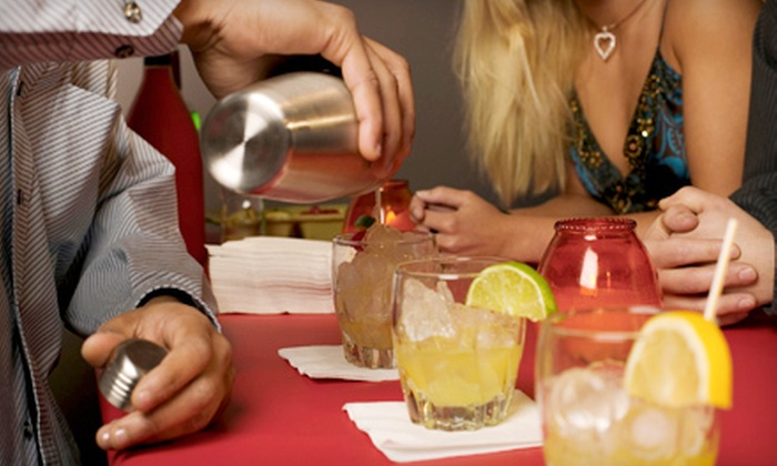 Authentic Bartending School of Maryland - Hyattsville: Two-Hour Bartending Course for One or Two at Authentic Bartending School of Maryland in Hyattsville (Up to 63% Off)