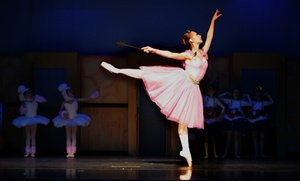 "Rossini's ""La Boutique Fantasque"" and ""Hear Me Dance"": Anchorage Ballet Presents Rossini's ""La Boutique Fantasque"" and ""Hear Me Dance"" on Friday, April 1, or Saturday, April 2"