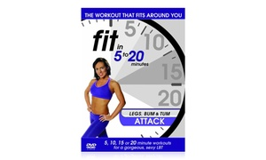 Fit in 5 to 20 Minutes DVD