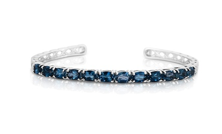 London Blue Topaz Bangle. Free Returns.