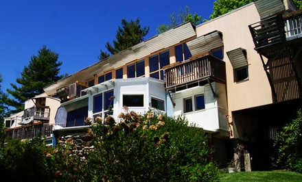 Groupon Deal: 1- or 2-Night Stay with Optional Dining Credit at A Stone Wall Inn in Windham, VT