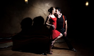 Rhythmology: 5 or 10 Dance Classes with Private Lesson at Rhythmology (Up to 68% Off)