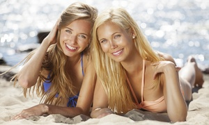 Namaste Salon: One or Three Spray Tans at Namaste Salon (Up to 46% Off)