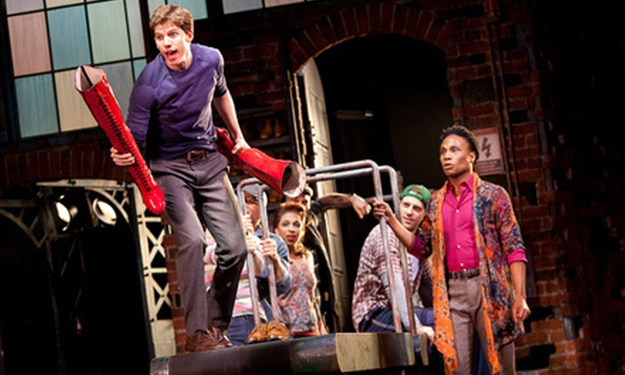 Kinky Boots on Broadway - Al Hirschfeld Theatre: Kinky Boots on Broadway at Al Hirschfeld Theatre (Up to 36% Off). 40 Options Available, Offer Powered by Telecharge.