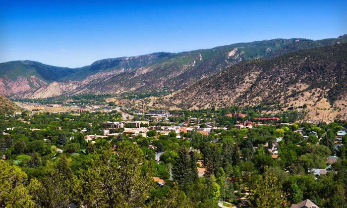 3-Star Top-Secret Glenwood Springs Hotel - Denver: One- or Two-Night Stay at Glenwood Suites in Glenwood Springs, CO