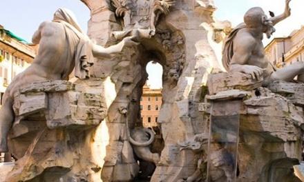 Tour delle Piazze di Roma con guida professionale con Viaggi & Cultura (sconto 53%)