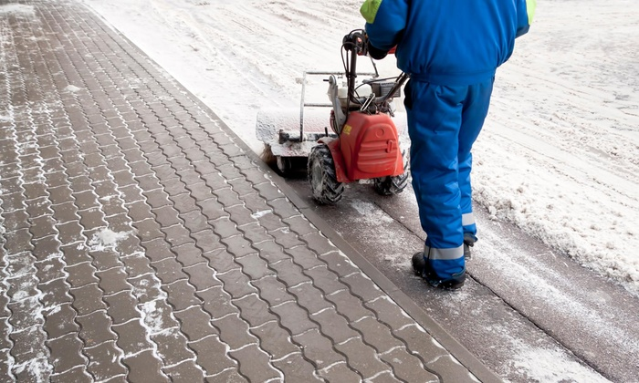Velle's Carpet Care - Chicago: $30 for $55 Worth of Snow Removal — Velle's Carpet & Upholstery Care