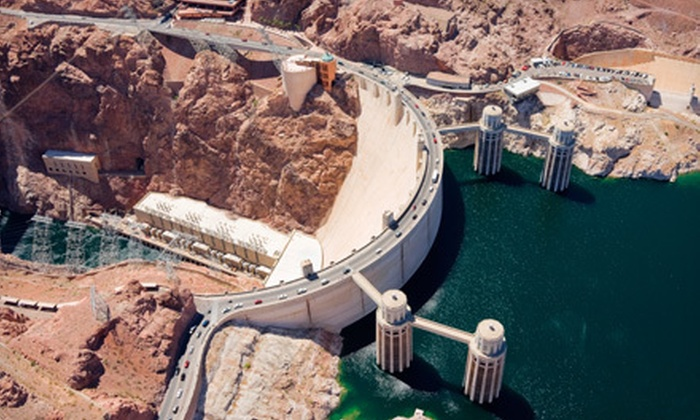 Hoover Dam Tour Company - Grand Canyon Tour & Travel: $29 for a Hoover Dam Premium Express Bus Tour from Hoover Dam Tour Company