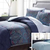 Dakota Bed in a Bag Set with Sheets & Ottoman