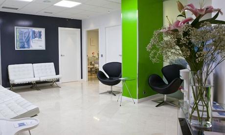 1 o 2 sesiones de tratamiento reductor con dermoplastia AWT en 4 zonas a elegir desde 69 € en CRES Madrid