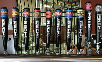 Up to 38% Off Brewery Experience at Bent Brewstillery