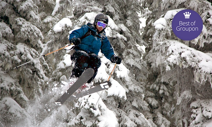 Mt. Hood Skibowl - Mount Hood: $69 for Two All-Day Lift Tickets at Mt. Hood Skibowl ($138 Value)