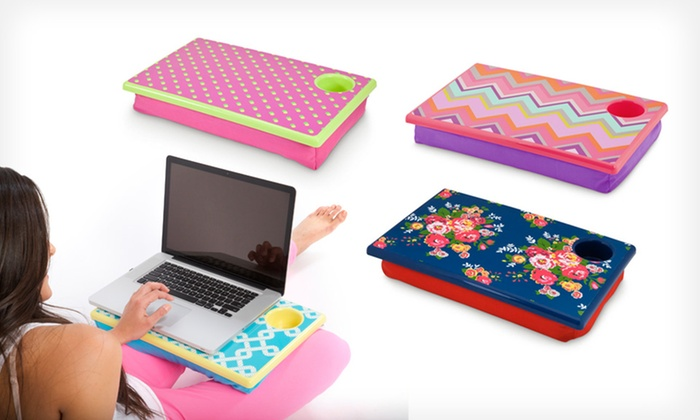 All For Color Portable Lap Desks Groupon Goods