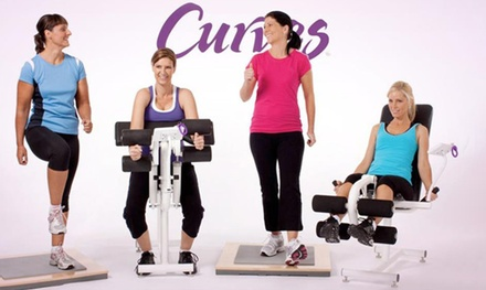 10 Gym Day Passes at Curves Aberdeen