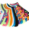 Everlast Women's Bright-Colored No-Show Socks (21-Pack)