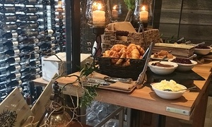CIBO Wine Bar: Sunday Brunch for Two or Four at CIBO Wine Bar - Yonge Street (Up to 51% Off)