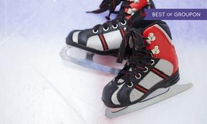 Lentpark: Tageskarte für Eislaufen für 2 Erwachsene oder 2 Jugendliche, optional Eisparty, im Lentpark (bis zu 50% sparen*)
