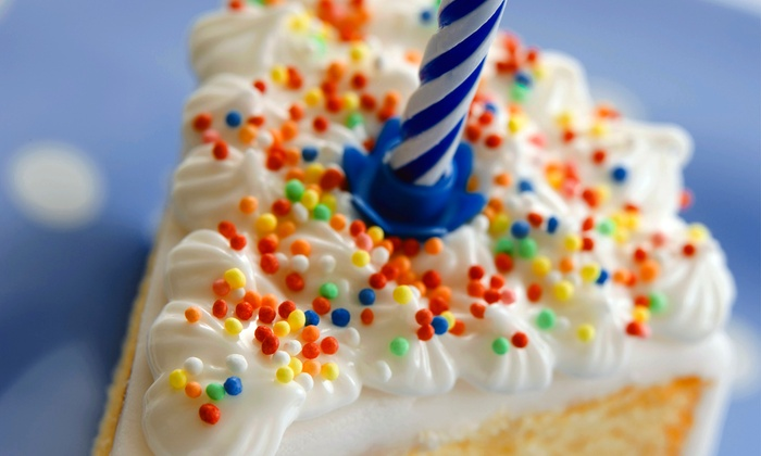 A&J Bakery - Oak Lawn: $55 for One 5-Foot Party Cake from A&J Bakery ($405 Value)