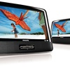 """Philips 9"""" Portable DVD Player with Dual Screens (Refurbished)"""