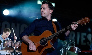 O.A.R.: O.A.R. at The Catalyst on September 23 (Up to 26% Off)