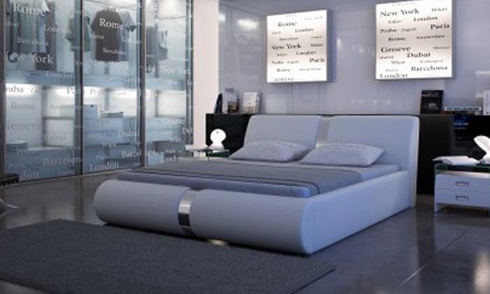 muebles bonitos estructura de cama de diseo treviso brindisi o termoli disponibles en varias