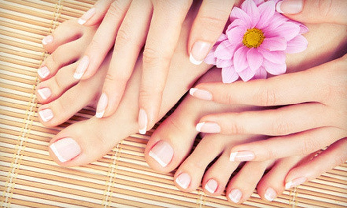 Sol Oasis - Atlanta: One or Two Express Mani-Pedis at Sol Oasis (Up to 60% Off)