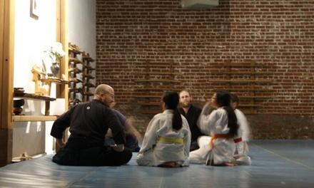 $19 for $75 Groupon — Aikido of Fresno