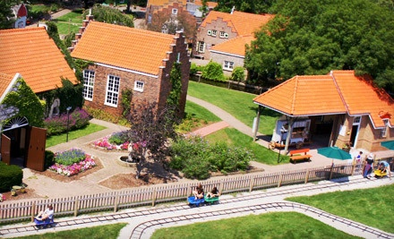 2 Theme-Park Admissions - Nelis Dutch Village  in Holland