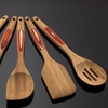 $25 for a Five-Piece Bamboo Kitchen Set