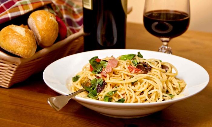 Giorgio's Restaurant - Pearl: Prix Fixe Italian Dinner for Two or Four at Giorgio's Restaurant (Up to 51% Off)