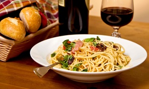 Giorgio's Restaurant: Prix Fixe Italian Dinner for Two or Four at Giorgio's Restaurant (Up to 51% Off)