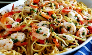 Via Bella: Southern Italian Cuisine or Catering for Up to 20 from Via Bella (Up to 50% Off). Four Options Available.