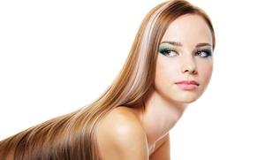 BonCiDello Salon & Spa: $49 for Haircut, Style, Highlights, and a Conditioning Treatment at BonCiDello Salon & Spa ($125 Value)