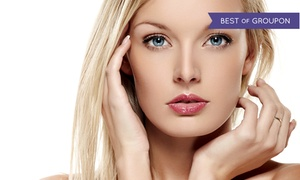 Chez La Femme Salon : One or Three Chemical Peels or Three or Six Microcurrent Treatments at Chez La Femme Salon (Up to 67% Off)