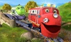 """Chuggington Live! The Great Rescue Adventure - Family Arena: """"Chuggington Live! The Great Rescue Adventure"""" at Family Arena on May 3 (Up to 40% Off)"""